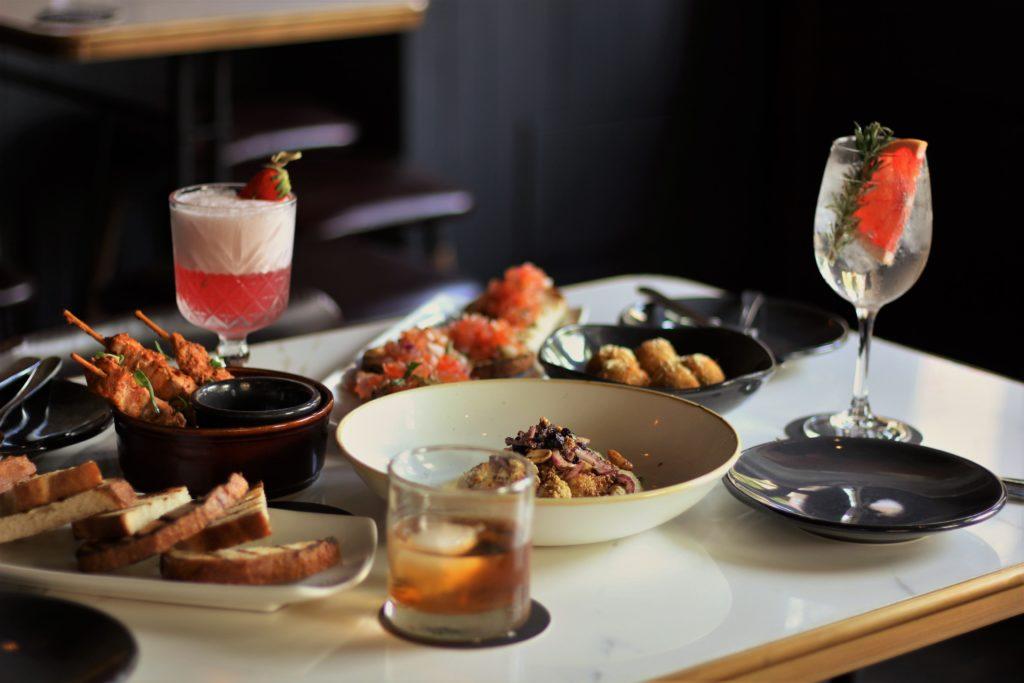 Cocktail Bar Share Plates The Push The Rocks Sydney
