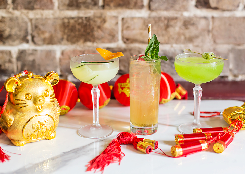 Lunar New Year Cocktail Specials